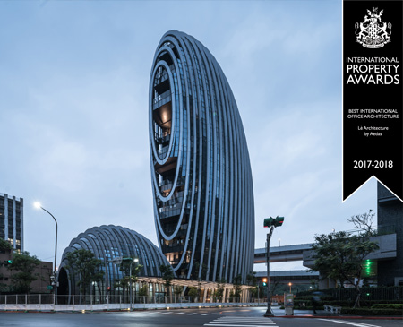 Lè Architecture Designed By Dr Andy Wen Crowned Best International