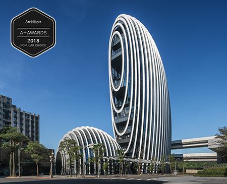 award winning architecture design aedas