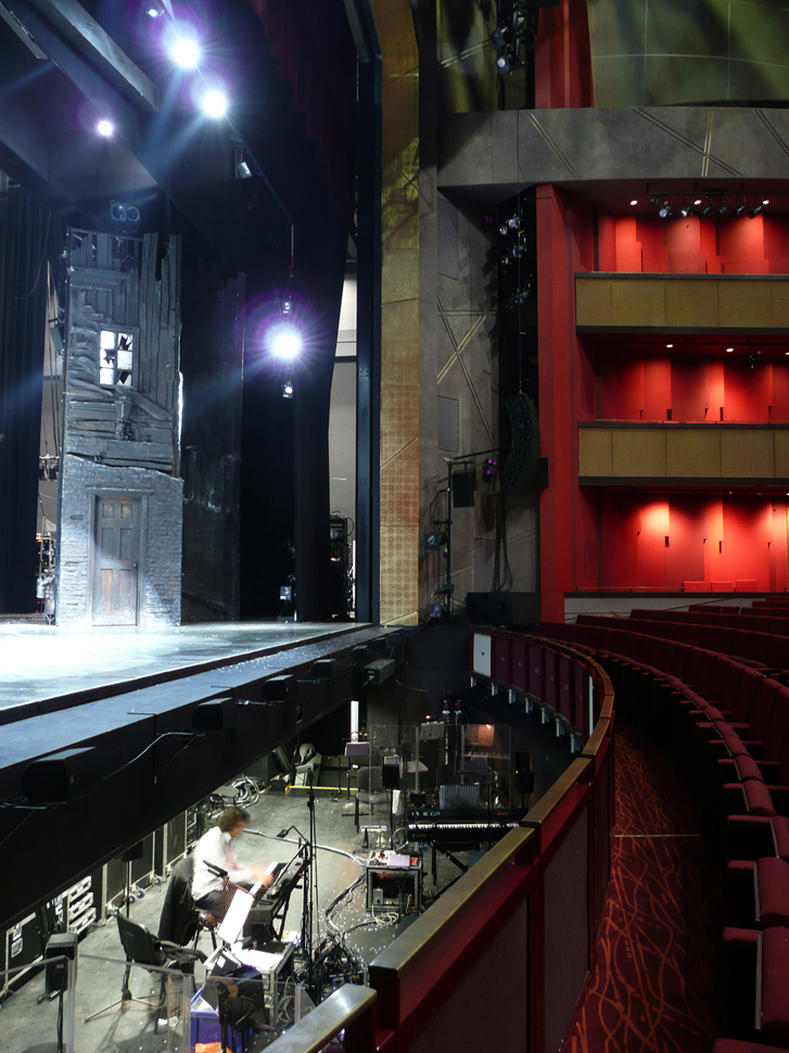 Bord G 225 Is Energy Theatre Aedas