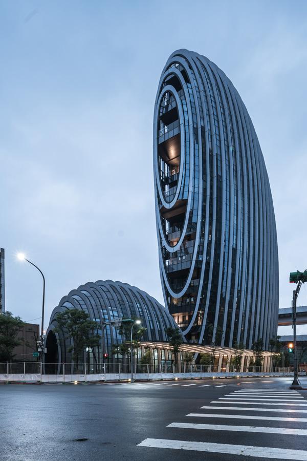 L 232 Architecture Aedas