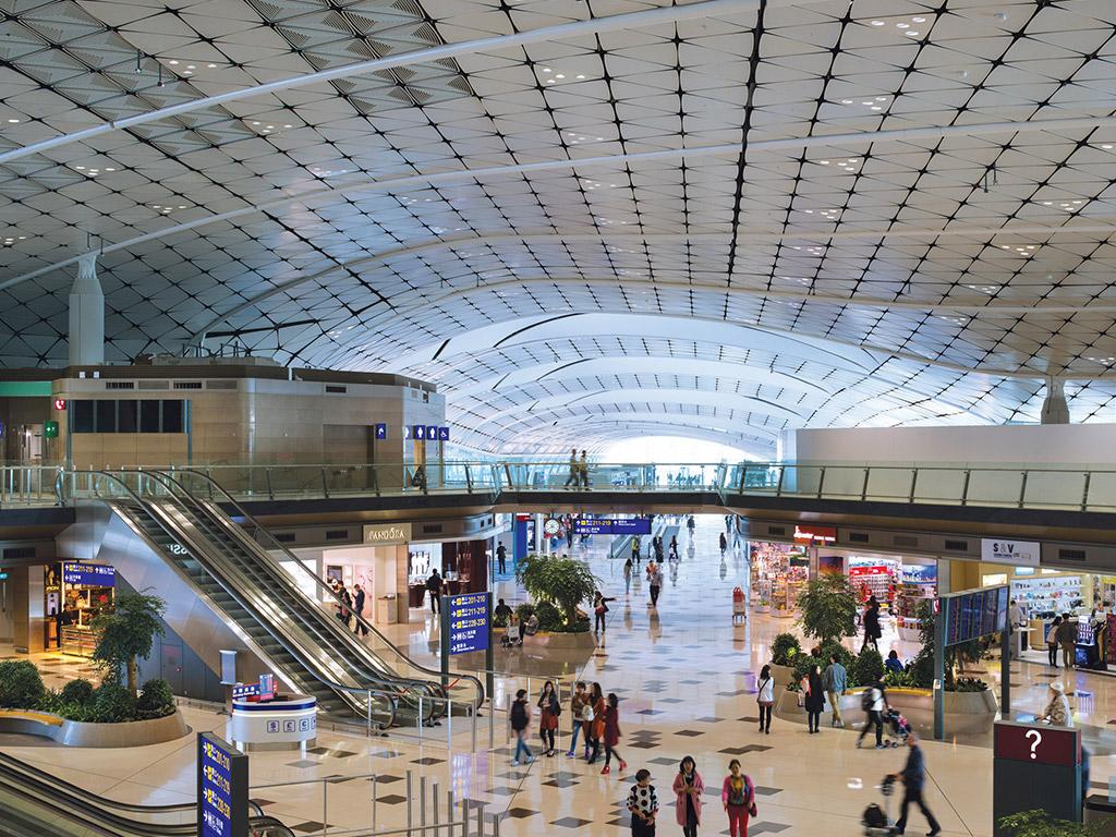 Hong Kong International Airport Midfield Concourse Aedas