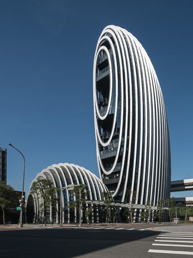 lè architecture aedas