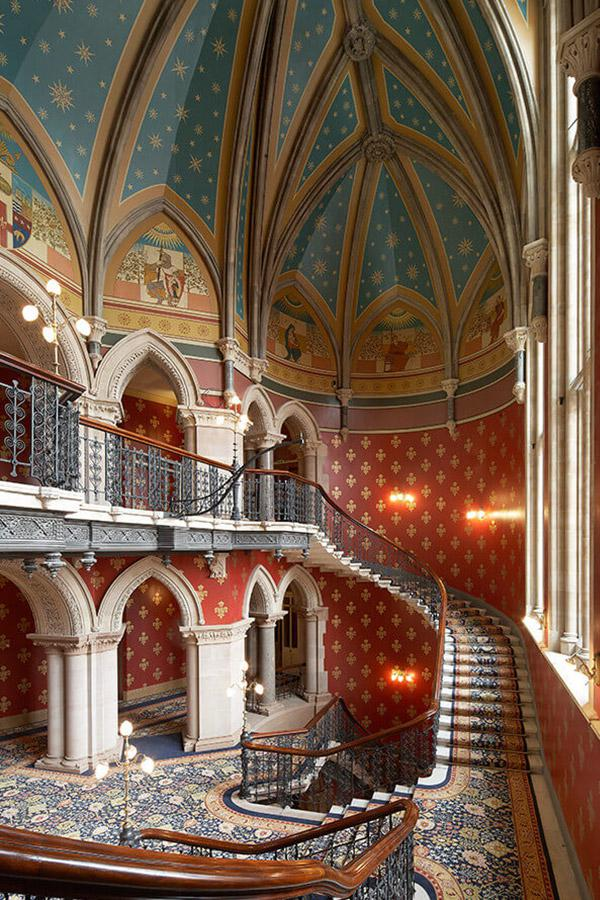 St Pancras Renaissance Hotel London Aedas