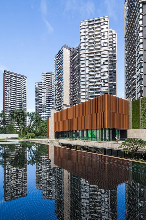 renhe spring residential development