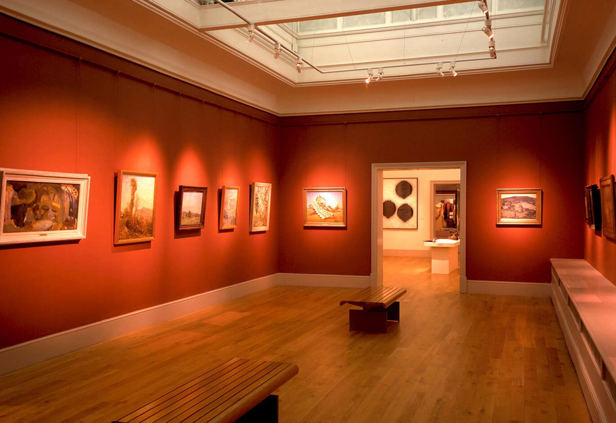 Brighton Dome Art Gallery