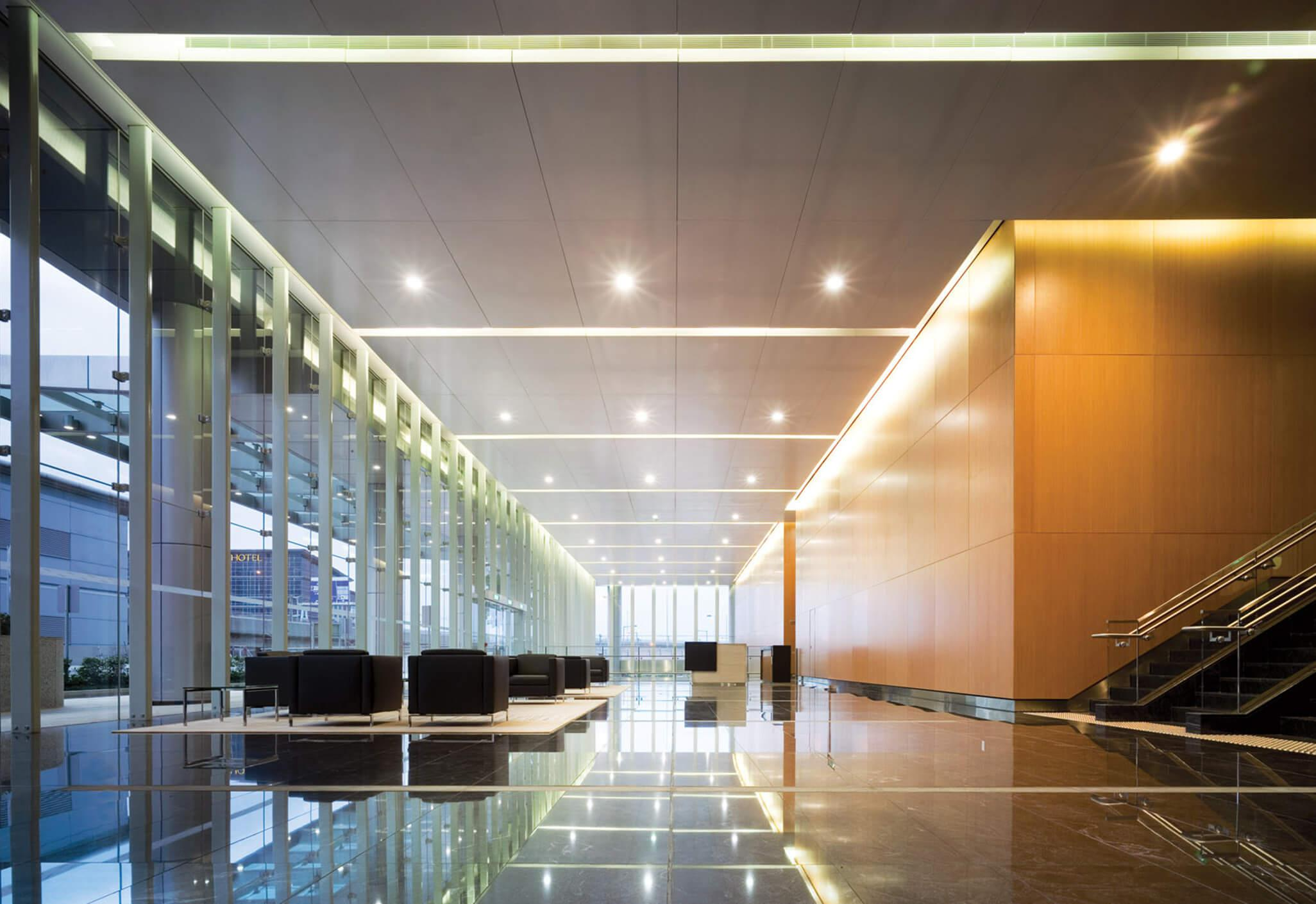 Airport authority hong kong headquarters aedas for Design office xing